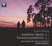 Arnold Schönberg: Verklärte Nacht op. 4 und Kammersymphonie op. 9