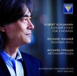 Kent Nagano: Robert Schumann, Richard Wagner, Richard Strauss - Konzertstück für 4 Hörner - Sigfried Idyll - Metamorphosen - SACD