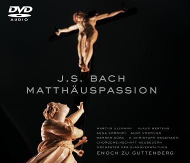 Johann Sebastian Bach: Matthäuspassion (Gesamtaufnahme) - DVD Audio
