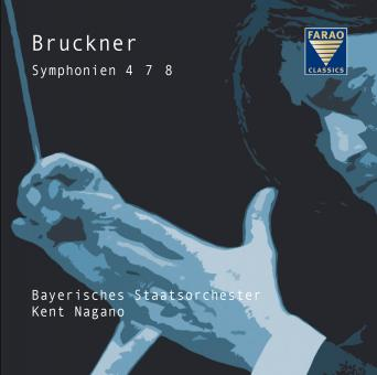 Bruckner Symphonien 4, 7, 8