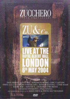 Zu & Co - Live At The Royal Albert Hall