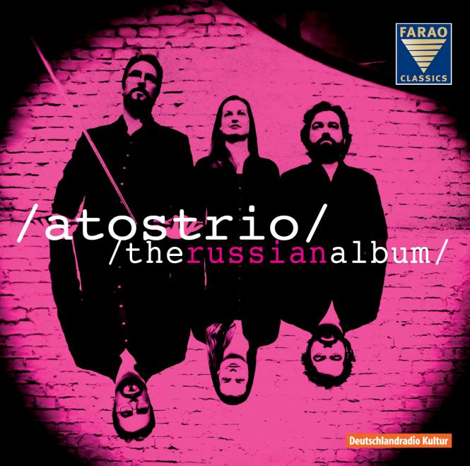 Atos Trio - The Russian Album - Rachmaninoff, Schostakowitsch, Arensky
