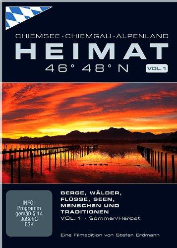 Bayern | HEIMAT 46° 48° N - Chiemsee, Chiemgau, Alpenland | DER FILM