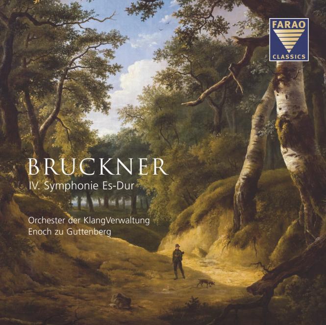 """Anton Bruckner: IV. Symphonie - Es-Dur """"Romantische"""" - Liveaufnahme aus dem Goldenen Saal des Wiener Musikvereins"""