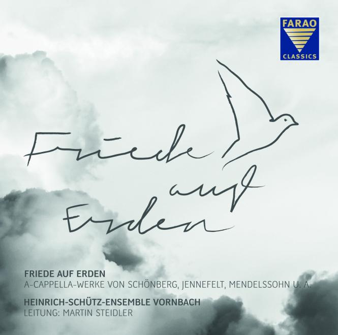 Felix Mendelssohn Bartholdy, Maurice Ravel, Arnold Schönberg u.a.: Friede auf Erden - A-Cappella-Werke