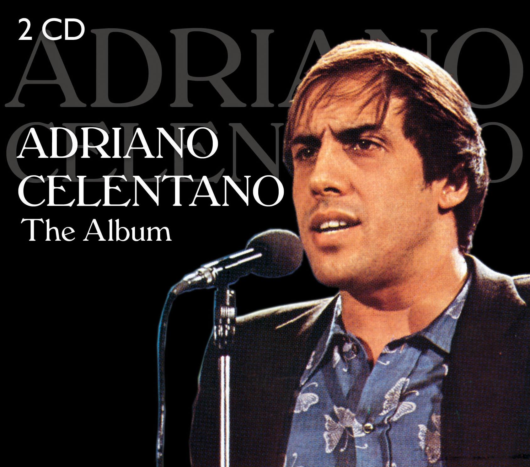 Адриано челентано альбомы